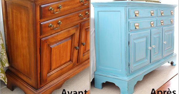 transformer un meuble avec de la peinture 5 choses savoir absolument bricolage pinterest. Black Bedroom Furniture Sets. Home Design Ideas