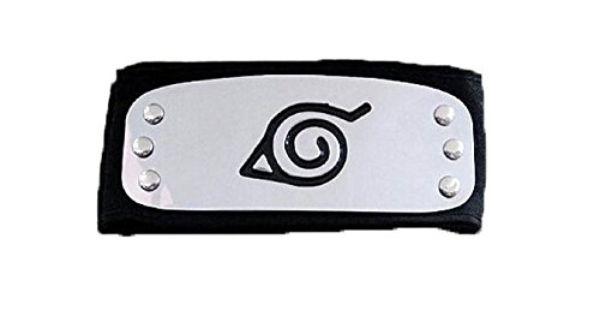 Robot Check Naruto Headband Tobi Obito Naruto Leaf Village
