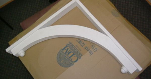 Polyurethane Porch Brackets Corbels Porch Front Porches And Exterior