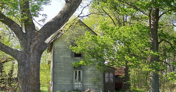 Previouslylovedplaces Oh London Rt 42 House By Scottamus On Flickr Abandoned Houses Old Abandoned Houses Old Farm Houses