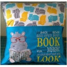 envelope pillow tutorial diy inspired.htm reading hippo set  with images  book pillow  reading pillow  reading hippo set  with images  book