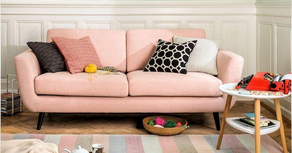 micasa wohnzimmer mit seidel hellrosa und. Black Bedroom Furniture Sets. Home Design Ideas