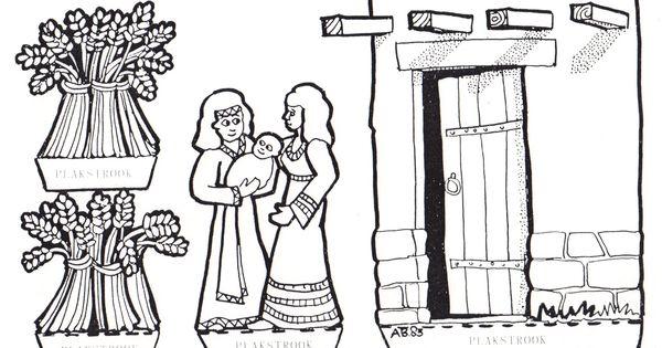 Pin by heather mccary on bible ot ruth pinterest - Pagine da colorare ruth e naomi ...