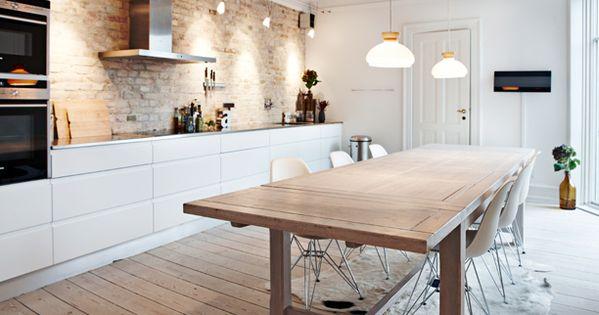 Scandinavische keukens voor meer keuken inspiratie kijk ook eens op - Scandinavische keuken ...