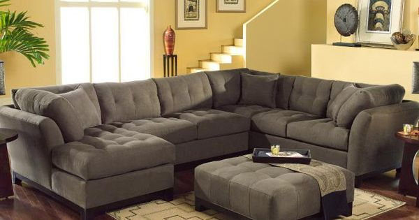 Nice Sectional For The Family Room For The Home