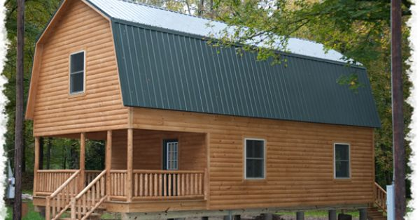 Steel Gambrel Barn Kits Hamilton Cabins Dream Homes