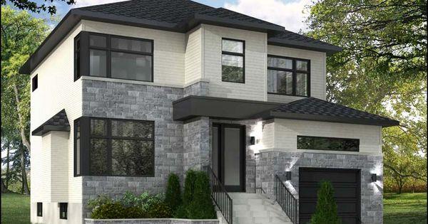 Projet Bergerac Iii Modeles Les Developpements Immobilier Chamberland Maisons Construction Neuve U