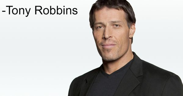 Anthony robbins quotes author of awaken the giant within for Tony robbins tattoo