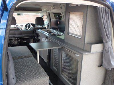 Caddy Camper Vw Caddy Maxi Life Camper Van Conversion Sterling