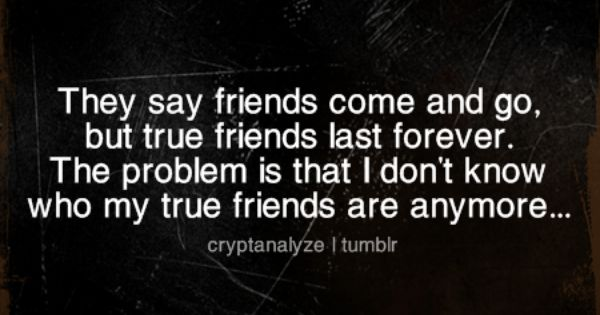Fake friends | Your Ecards cryptanalyze.tumblr quote ...