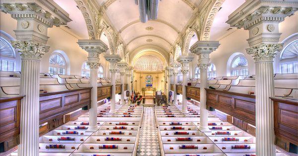 Photo Of St Philip S Episcopal Church In Charleston Sc