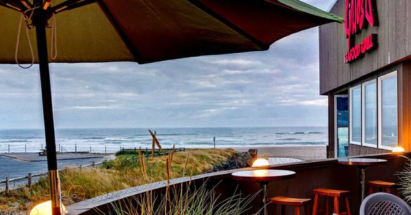 Kyllos seafood grill restaurant lincoln city or my for Lincoln city fishing charters
