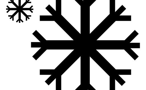 Snowflakes Icon Ad Affiliate Sponsored Icon Snowflakes Material Design Background Christmas Phone Wallpaper Icon
