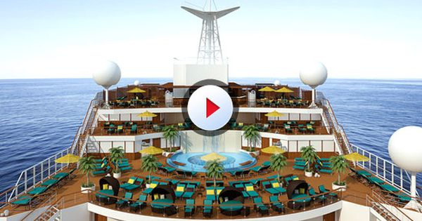 Virtual Tour Of The Almost New Carnival Sunshine Def