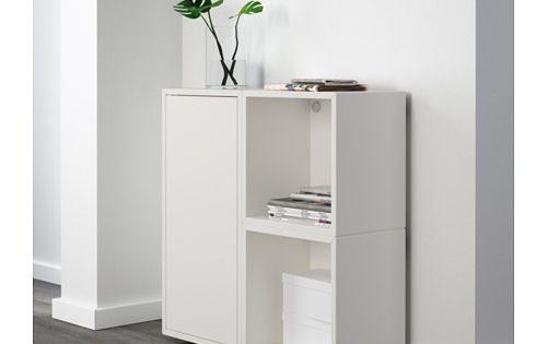 eket schrankkombination f e wei grau ikea jugendzimmer und sch ner wohnen. Black Bedroom Furniture Sets. Home Design Ideas