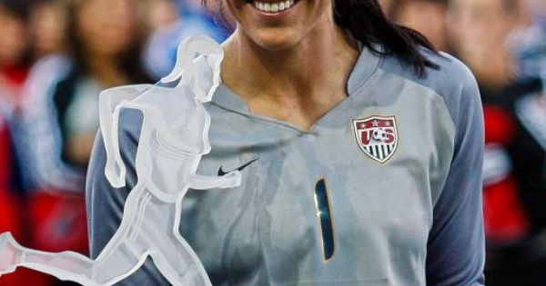 Hope (AR) United States  city pictures gallery : Hope Solo, goalkeeper of the United States, holds the tournament's ...