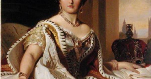 Queen Victoria Became Queen When She Was Only 18 Years Old
