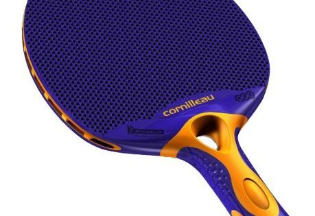 Cornilleau tacteo 30 weather resistant table tennis racket for Table tennis 99