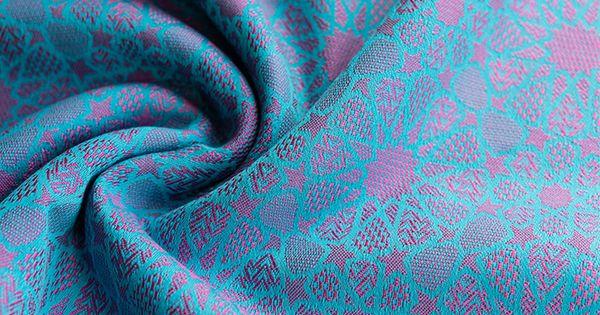 Andaluz Kaleidoscope Baby Wrap By Oscha Slings