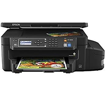 Amazon Com Epson Expression Et 2750 Ecotank Wireless Color All In One Supertank Printer With Scanner And Copier Electronics Printer Scanner Printer Epson