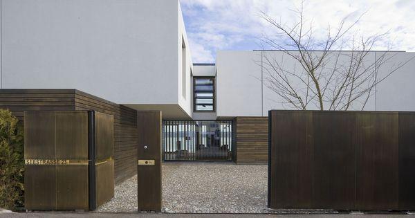 Moderne einfahrten einfamilienhaus  Haus TG | Einfahrt