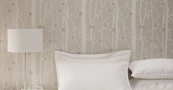 A Relaxed Retreat Laura Ashley Cottonwood Wallpaper