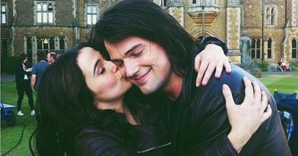 Zoey Deutch (Rose) kisses Danila Kozlovsky (Dimitri)!