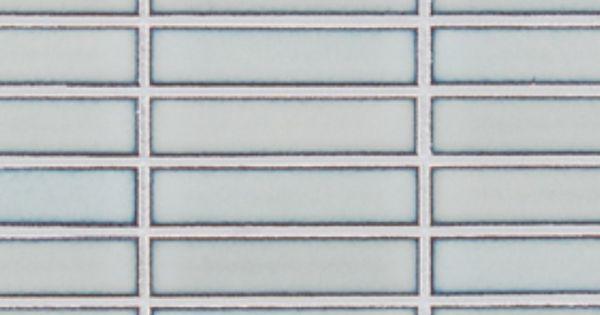 Ann Sacks Savoy Cornflower Blue 1x4 Bathroom Pinterest