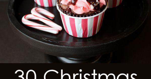Many Christmas Treats...and other holiday treats too