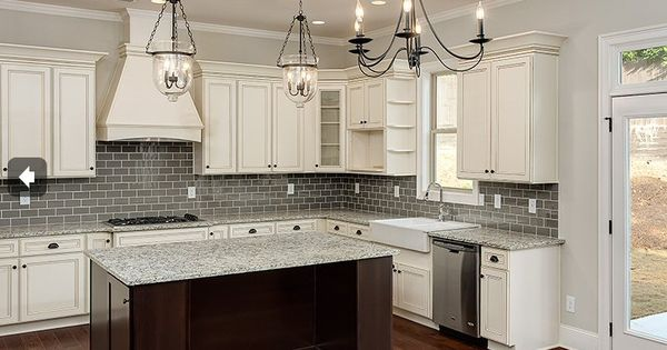 Whimsical and graceful york antique white cabinets are for A z kitchen cabinets ltd calgary
