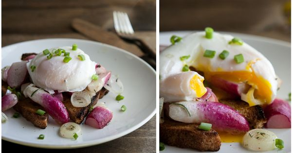 ... with a Poached Egg   Recipe   Poached Eggs, Naturally Ella and Eggs