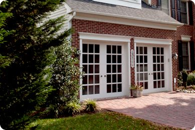 Garage Doors That Look Like French Frenchporte Offers A