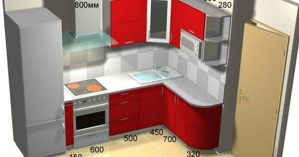 3 метровые кухни варианты физиологии вообще