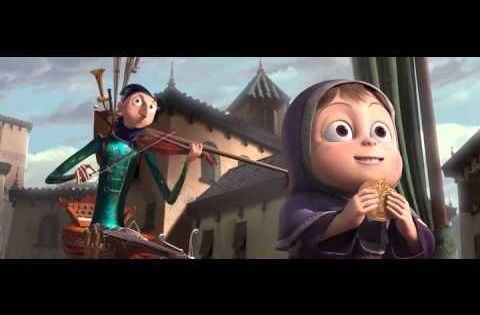 One Man Band Pixar Studios by audiologika on Youtube: EXCELLENT short film