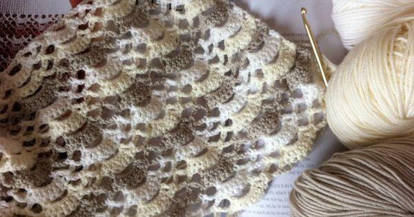 Crochet Blogs : Free pattern, Beautiful and Skirts on Pinterest