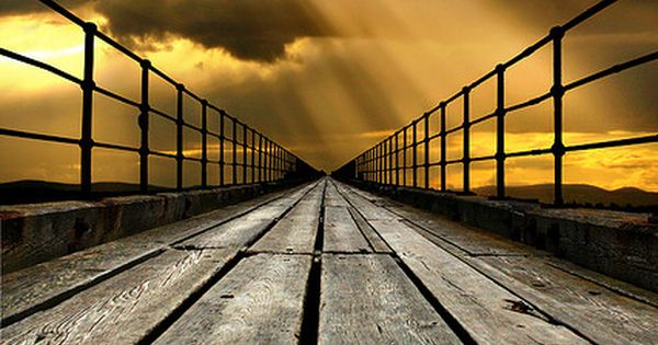 """Walkway to Heaven"" Photo by Deljen Digital Art"