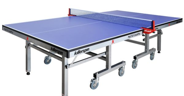Myt10 Clubpro Ping Pong Table Ping Pong Seating Area