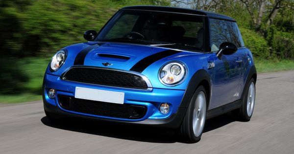mini cooper blue with black stripes stunning colour dream car pinterest cars and. Black Bedroom Furniture Sets. Home Design Ideas