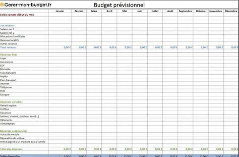 Tableau Excel Budget Familial Gratuit Budget Familial Planificateur De Budget Gestion Budget