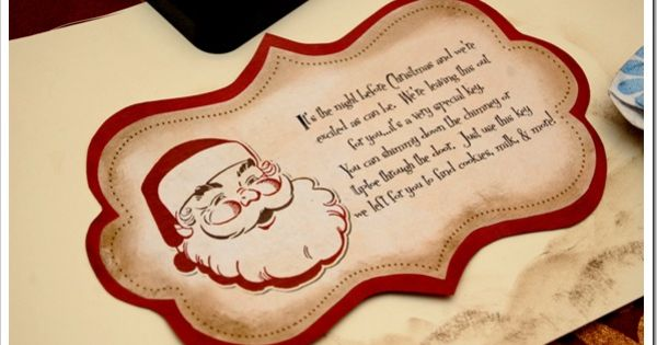 key for santa   Christmas Crafts/Repurpose   Pinterest   Keys, Santa