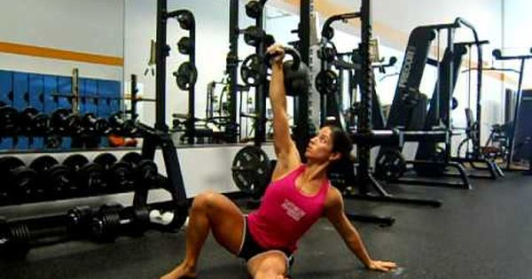 killer move this chick is seriously strong 28 kg turkish get up at 123 lbs bodyweight fit. Black Bedroom Furniture Sets. Home Design Ideas