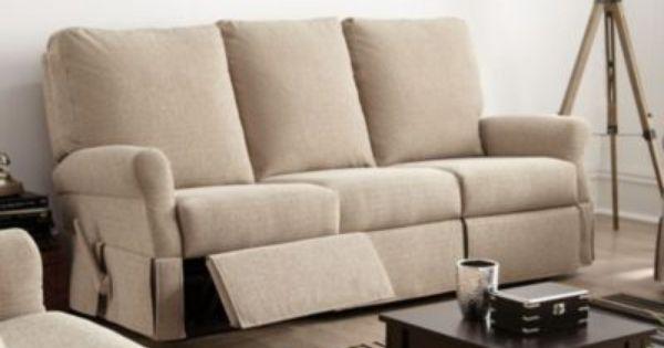 El Ran 174 Renley Reclining 3 Seat Sofa Sears Sears