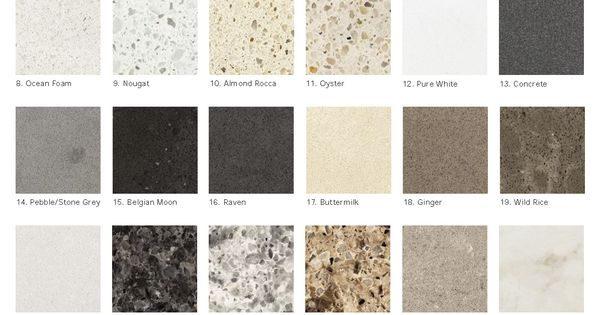 Ikea Personlig Quartz Countertop Colours Hot Kitchens
