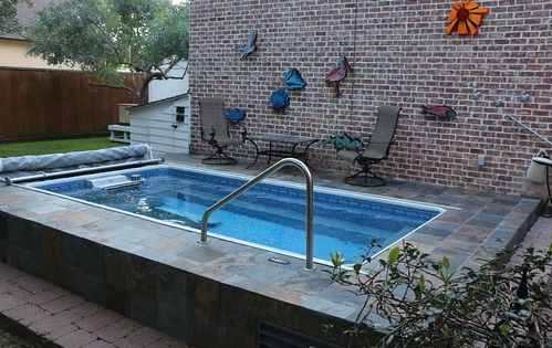 Endless Pools Modular Steel Panel Vs Fitness Systems Endless Pool Endless Pool Backyard Swimming Pool Pictures