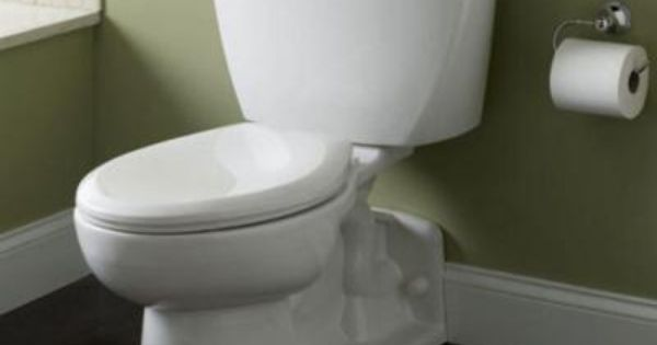 American Standard Yorkville Pressure Assisted 2 Piece 1 6 Gpf Single Flush Elongated Toilet With Back Drain In White Seat Not Included 2876 016 020 With Images Wall Mounted Toilet Toilet Tank Toilet
