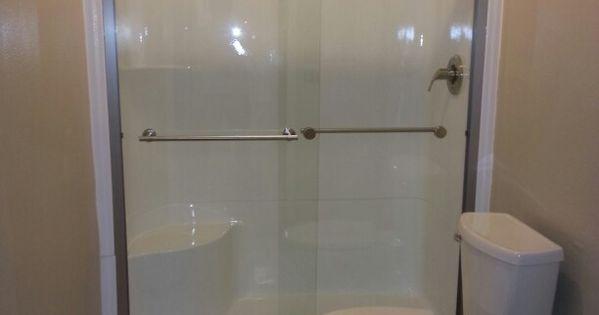 Don T Replace That Fiberglass Shower Stall Reglaze It