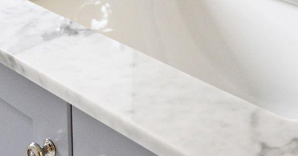 Best Benjamin Moore Pigeon Gray Cabinets Marble Counter Tops 400 x 300