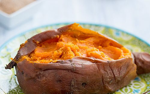 how to cook the perfect sweet potato