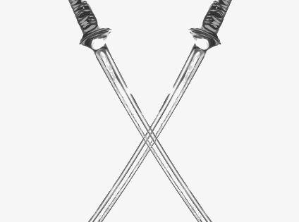 Samurai Sword Sword Clipart Hand Painted Cartoon Samurai Sword Png Transparent Clipart Image And Psd File For Free Download Samurai Swords Japanese Tattoo Sword Tattoo