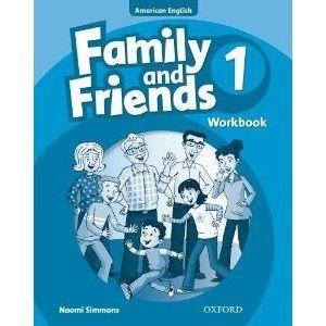 Family And Friends 1 Workbook American Edition Workbook Teacher